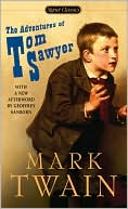 The Adventures of Tom Sawyer book written by Mark Twain