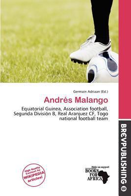 Andr S Malango written by Germain Adriaan