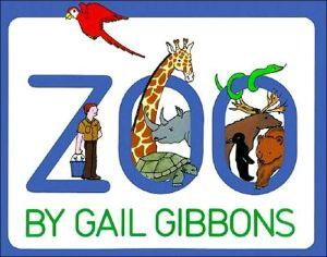 Zoo written by Gail Gibbons