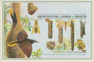 Architecture by Birds and Insects: A Natural Art book written by Peggy Macnamara