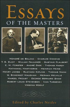 Essays of the Masters book written by Charles Neider