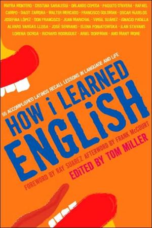 How I Learned English book written by Tom Miller