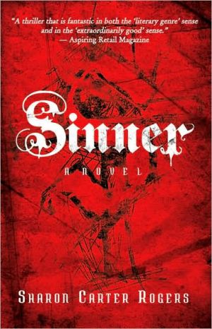 Sinner book written by Sharon Rogers