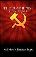 The Communist Manifesto book written by Karl Marx