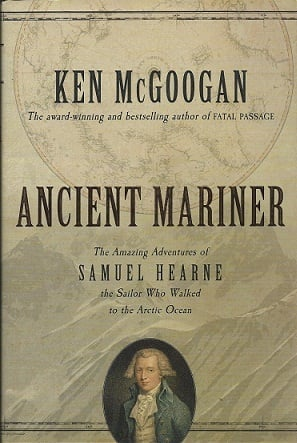 Ancient mariner written by Kenneth McGoogan