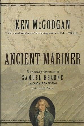 Ancient mariner written by Kenneth McGoogan