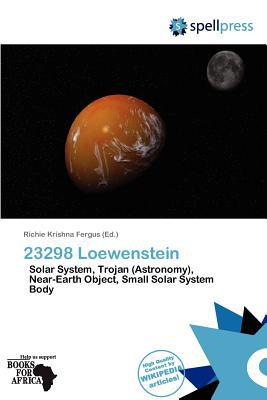 23298 Loewenstein written by Richie Krishna Fergus