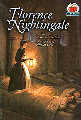 Florence Nightingale book written by Shannon Zemlicka
