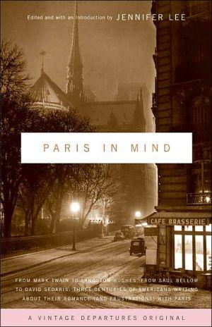 Paris in Mind book written by Jennifer Lee