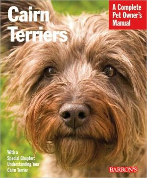 Cairn Terriers book written by Patricia Lehman