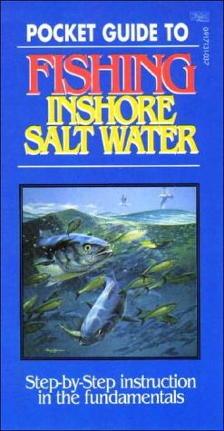 Fishing Inshore Salt Water book written by W. Cary DeRussy, Stackpole Books Staff