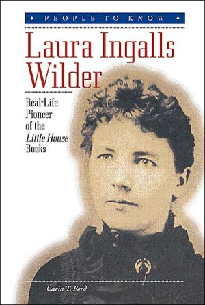 Laura Ingalls Wilder book written by Carin T. Ford