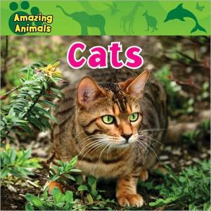 Cats book written by Christina Wilsdon