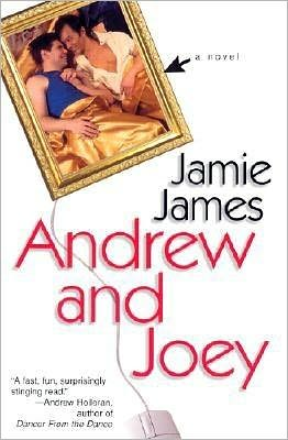 Andrew and Joey book written by Jamie James