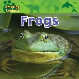 Frogs book written by Edward S. Barnard