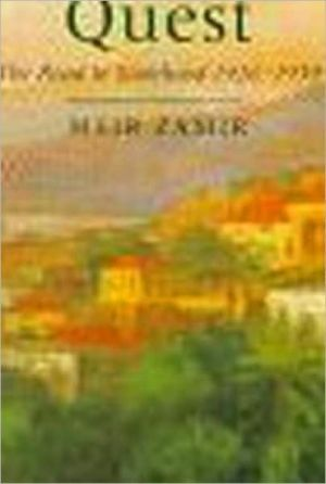 Lebanons Quest, the Road to Statehood 1929-1939 book written by Zamir