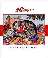 CatChristmas book written by B. Kliban