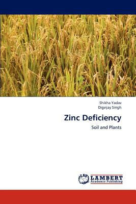 Zinc Deficiency written by