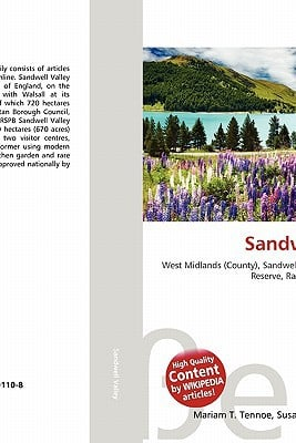 Sandwell Valley written by Lambert M. Surhone