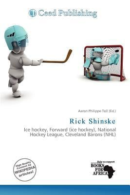 Rick Shinske written by Aaron Philippe Toll