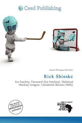 Rick Shinske written by Aaron Philippe Toll