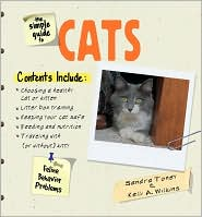 The Simple Guide to Cats book written by Sandra Toney