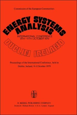 Energy Systems Analysis book written by R. Kavanagh