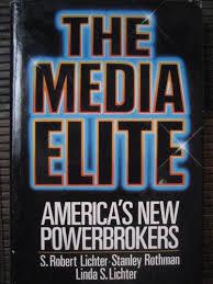 The media elite book written by S. Robert Lichter