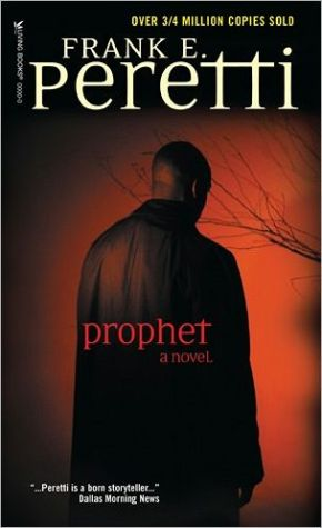 Prophet book written by Frank E. Peretti