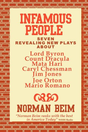 Infamous People: Seven Plays book written by Norman Beim