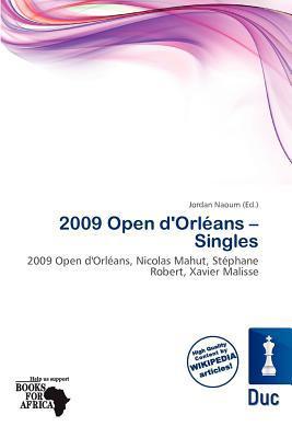 2009 Open D'Orl ANS - Singles written by Jordan Naoum