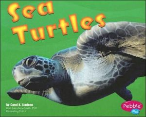 Sea Turtles book written by Carol K. Lindeen
