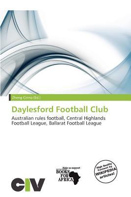 Daylesford Football Club written by Zheng Cirino