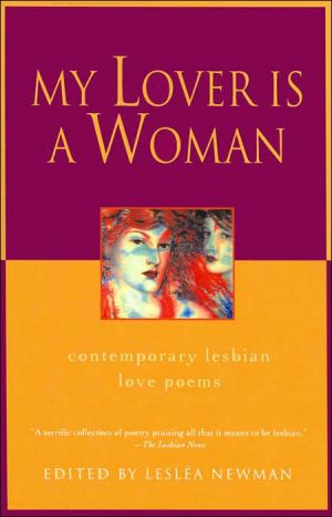My Lover Is a Woman book written by Leslea Newman