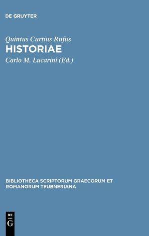 Q. Curtius Rufus, Historiae written by Carlo Lucarini
