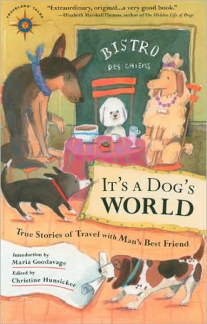 It's A Dog's World: True Stories of Travel with Man's Best Friend book written by Christine Hunsicker