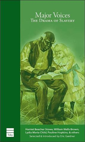 Major Voices: The Drama of Slavery book written by Eric Gardner