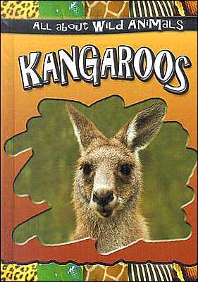 Kangaroos book written by Gareth Stevens Publishing