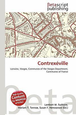 Contrex Ville written by Lambert M. Surhone
