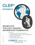 Review for the Clep General Mathematics Examination written by Michael O'Donnell