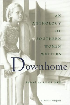Downhome book written by Mee
