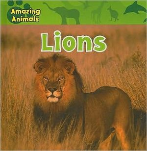 Lions book written by Sarah Albee