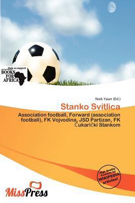 Stanko Svitlica written by Niek Yoan