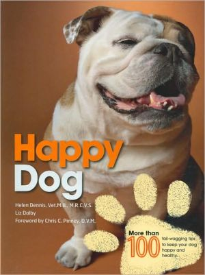 Happy Dog book written by Liz Dalby