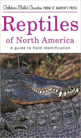 Reptiles of North America: A Guide to Field Identification book written by Hobart M. Smith
