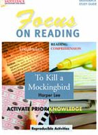 To Kill a Mockingbird- Focus on Reading book written by Lisa McCarty