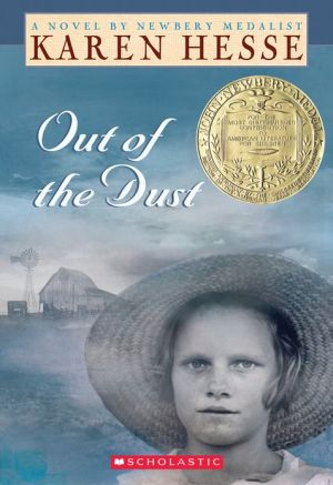 Out of the Dust book written by Karen Hesse