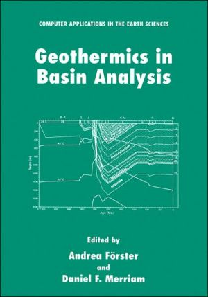 Geothermics in Basin Analysis written by Andrea F rster