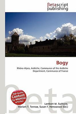 Bogy written by Lambert M. Surhone
