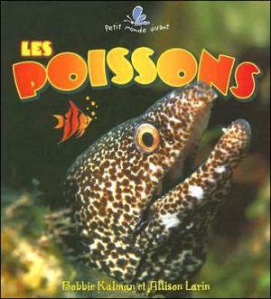 Les poissons book written by Bobbie Kalman